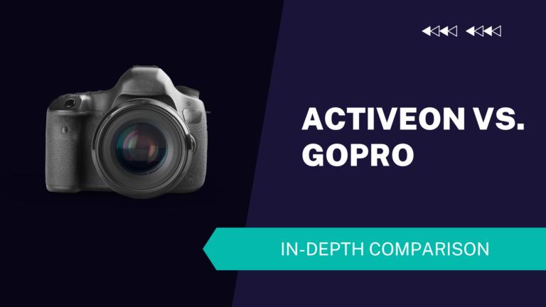 Activeon vs GoPro